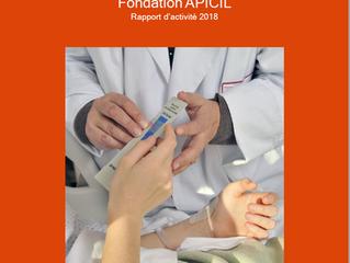 Intérêt général, santé : Fondation APICIL contre la douleur. BURO2PRESSE accompagne la fondation dep