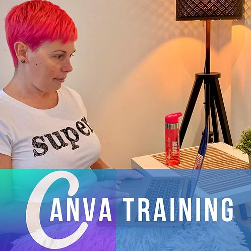 Canva 1 Hour Training