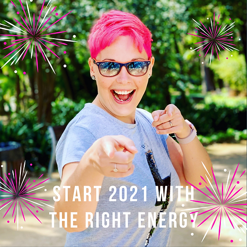 Start 2021 with the Right Energy