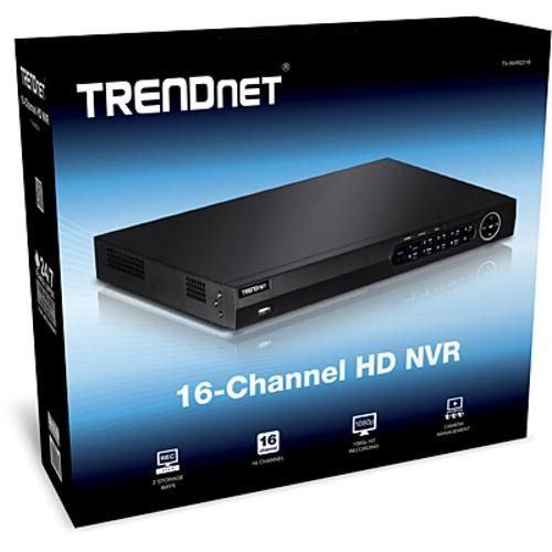 Trendnet 16-Channel HD NVR