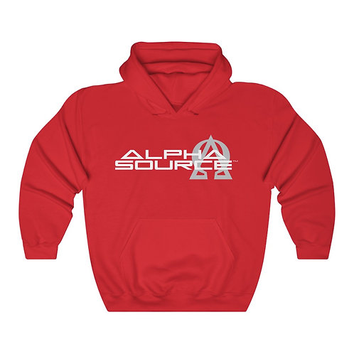 Alpha Source Pull-Over Hooded