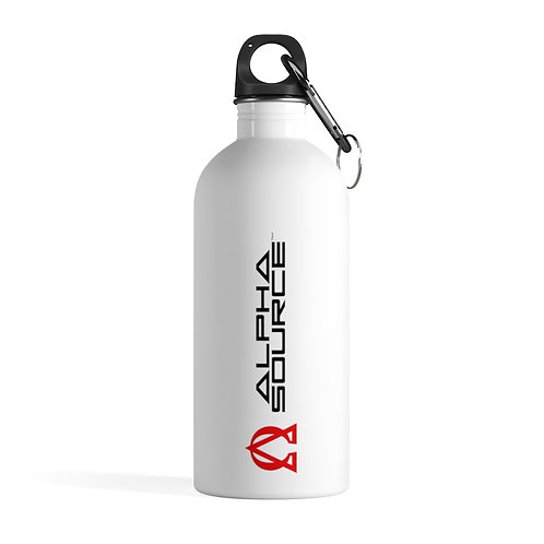 Alpha Source Stainless Steel Bottle