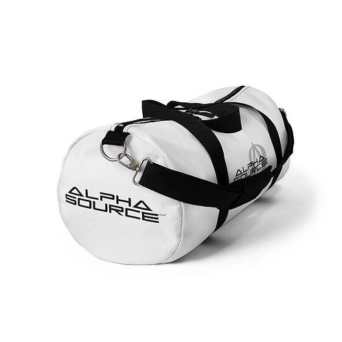 Alpha Source Duffle Bag