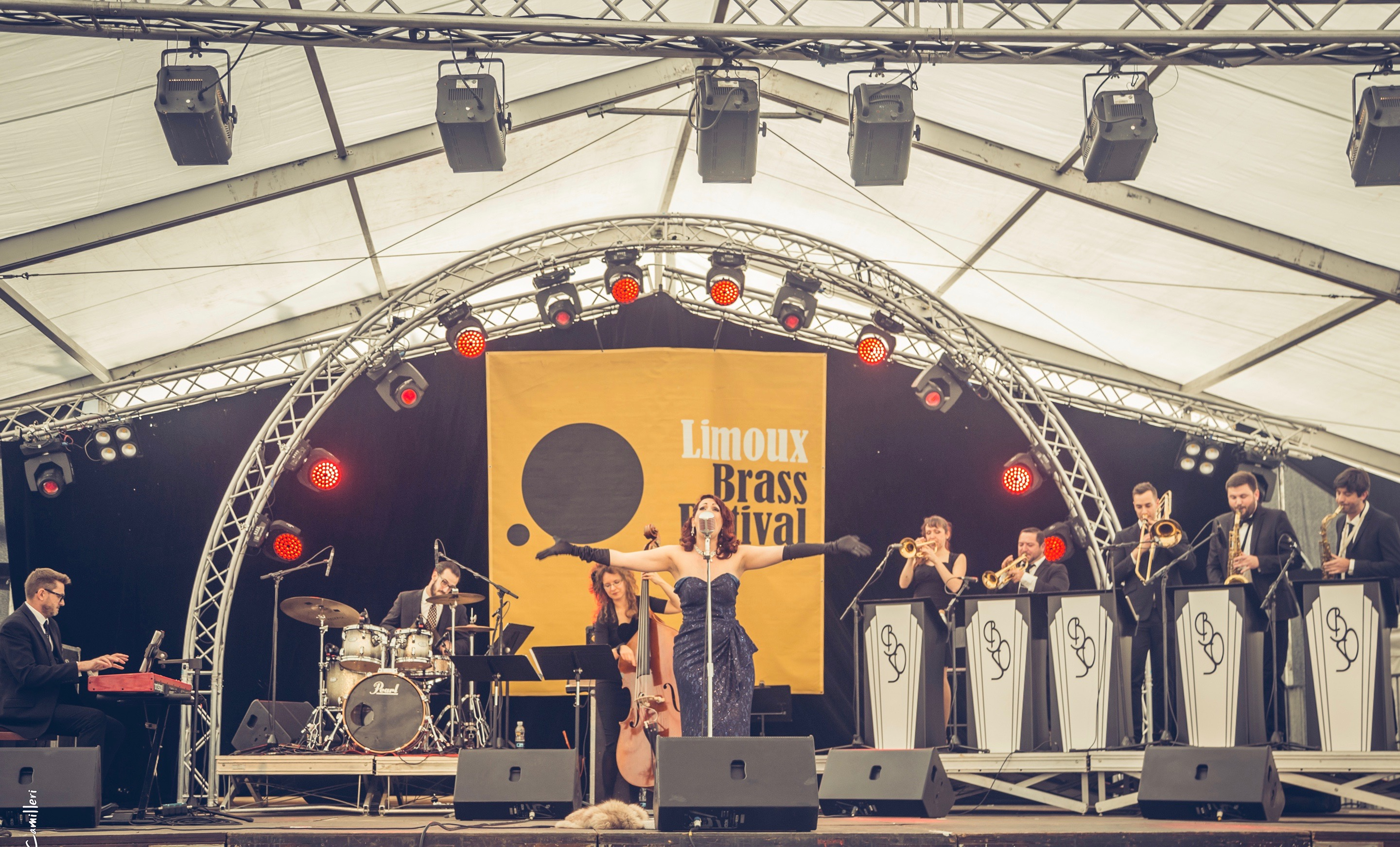 Bee Swing Orchestra Limoux Festival