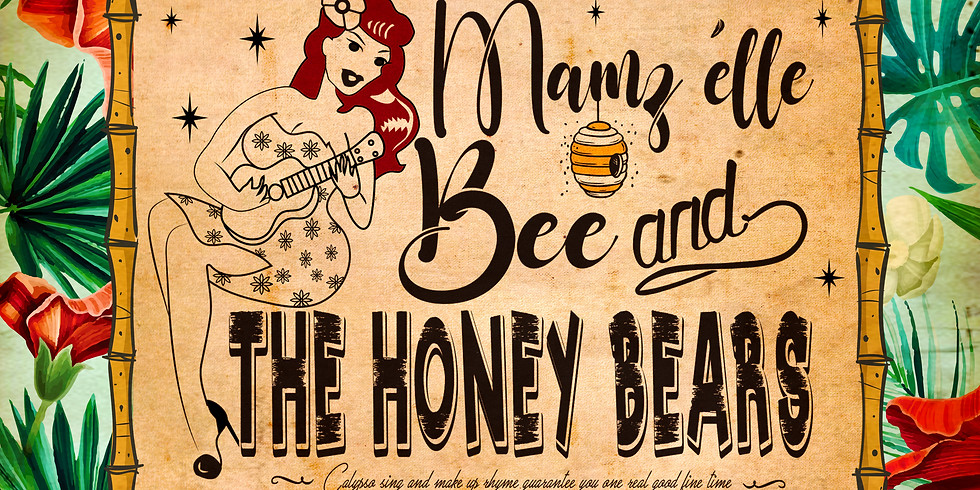 Mamz'elle Bee and the Honey Bears