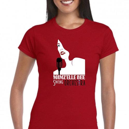 T-SHIRT  COUPE FEMME