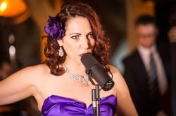 chanteuse vintage swing rétro music