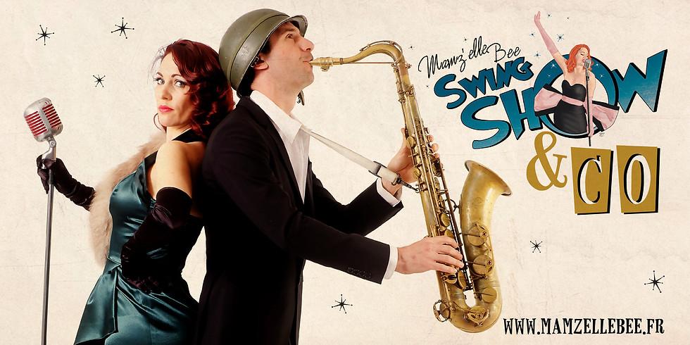 Swing Show & Co - PUB Au Bureau - Fenouillet