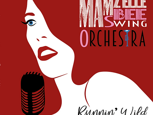 "CD Bee Swing  Orchestra - ""Runnin' Wild"" - Nouvel album"