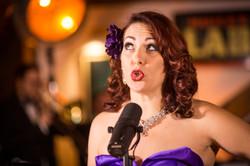 chanteuse vintage Sophie Pacific