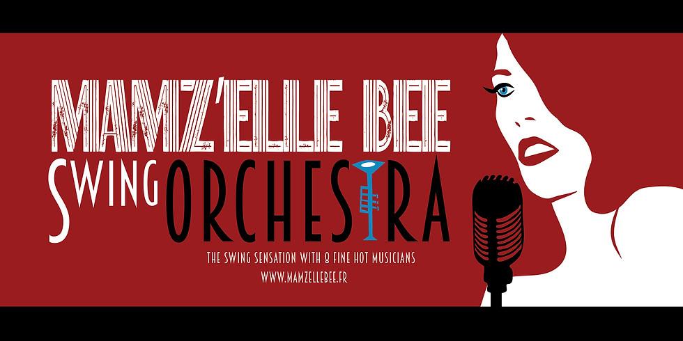 BEE SWING ORCHESTRA - LES JEUDIS AUX JARDINS