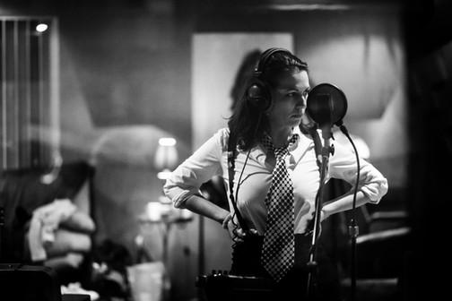 Mlle Bee Swing - Enregistrement Studio 0