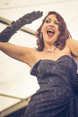 chanteuse vintage Vivien of holloway