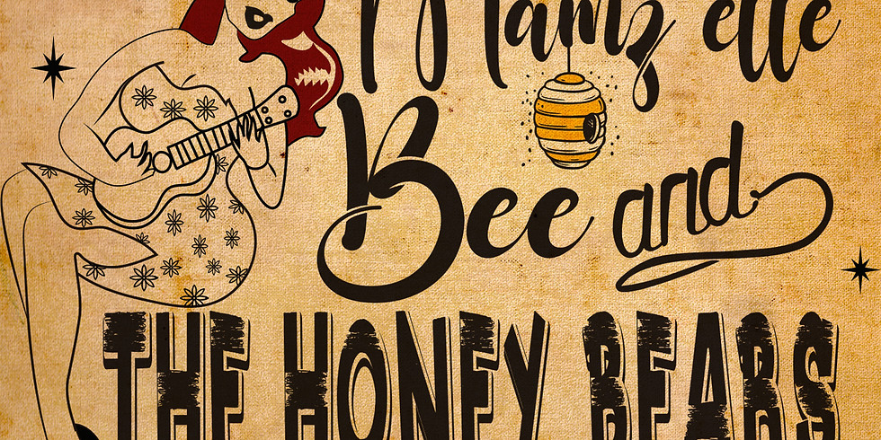 BEE & the HONEY BEARS - Samy's DINER