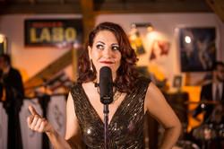 chanteuse vintage BeeSO Swing