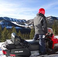 Ski Area Overlook