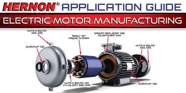 ELECTRIC MOTOR MANUFACTURING HERNON ADHE