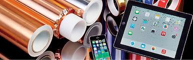 BOND PLUS ELECTRICAL TAPES פסים לתעשיית האלקטרוניקה