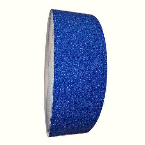 פס נגד החלקה כחול גרעון 60 תחמוצת אלומיניום