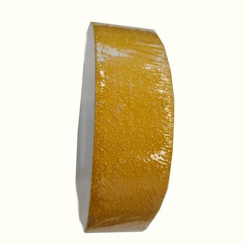 פס נגד החלקה צהוב גרעון 60 תחמוצת אלומיניום