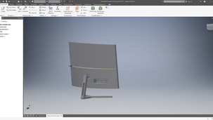 One part of a cad model of every computer or coumpter part I have ever owned