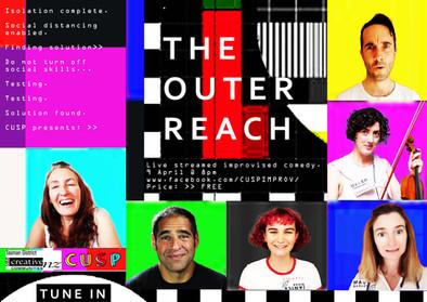 The Outer Reach (pilot episode) Poster.j