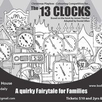 The 13 Clocks, adapted by Dan Allan (2015)