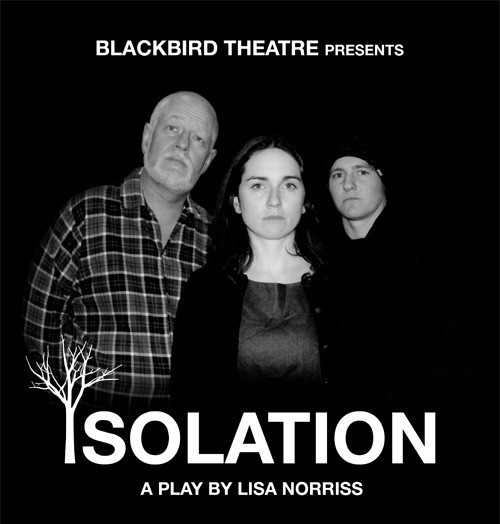 Isolation, by Lisa Allan (nee Norriss) (2008)
