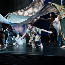 Star Seed, devised by Body in Space (2014)