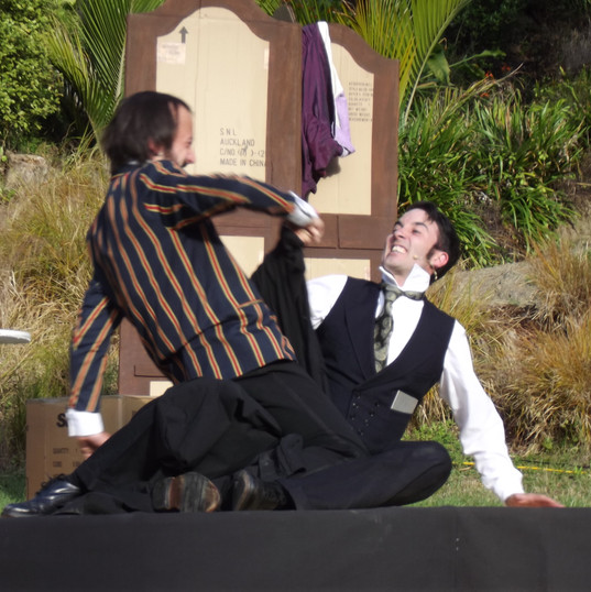 The Importance of Being Earnest, adapted by Dan and Lisa Allan (2013)