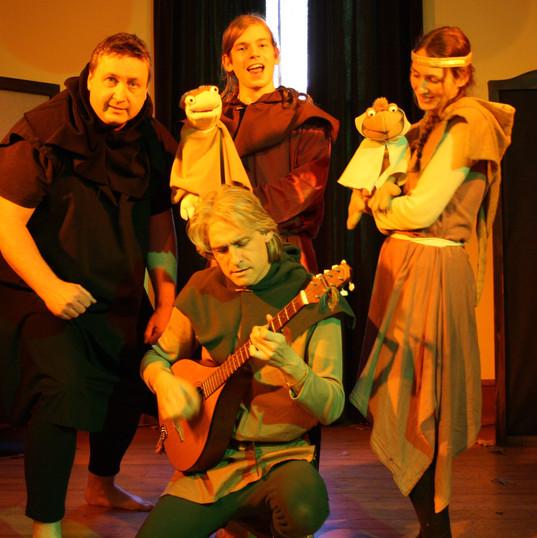 The Ballad of Robin Hood, by Daniel Allan (2010)