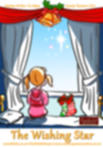 The Wishing Star poster, Christmas Speci