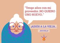 """Banner Redes """"VIEJA ESCUELA"""""""