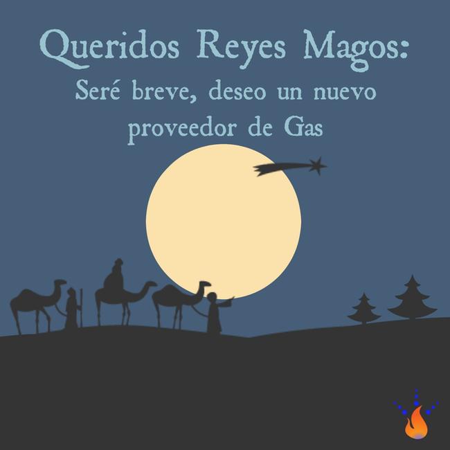 Anuncio Publicitario Reyes Gasera