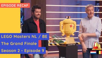 LEGO Belgium/Netherlands - The Grand Finale - S02E09 Recap