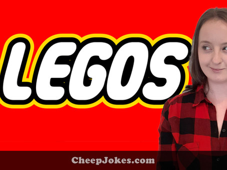 Why saying LayGo is an acceptable way to say LEGOs