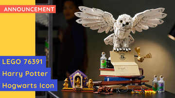 LEGO Harry Potter - Hogwarts Icons Collectors Edition