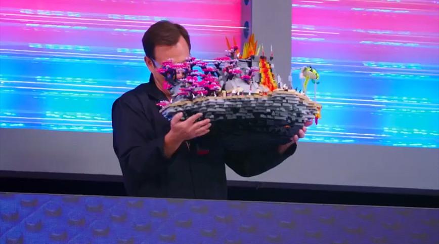 LEGO Masters USA Fox – Season 1 - Episode 2 – Space Smash Gallery