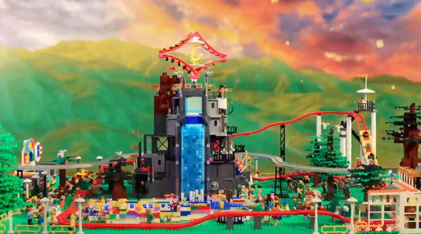 LEGO Masters USA Fox – Season 1 - Episode 1 – Dream Park Theme Park Gallery
