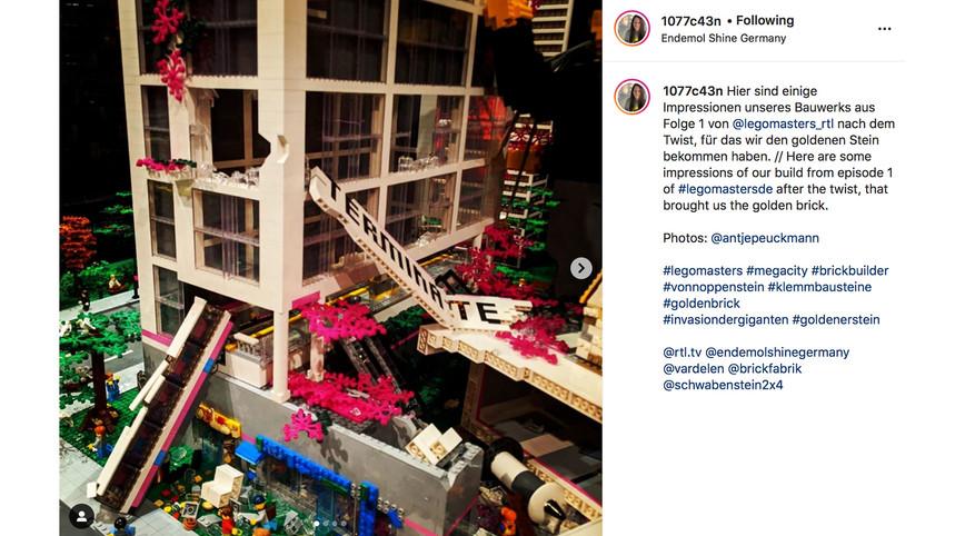 LEGO Masters Germany – Season 1 - Episode 1 – Mega Cities Challenge