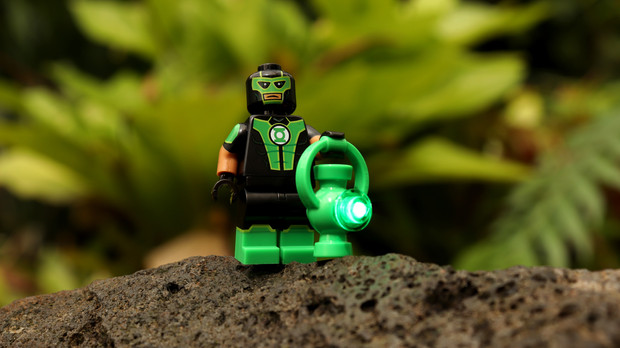 Green Latern - LEGO 71026 DC Super Heroes