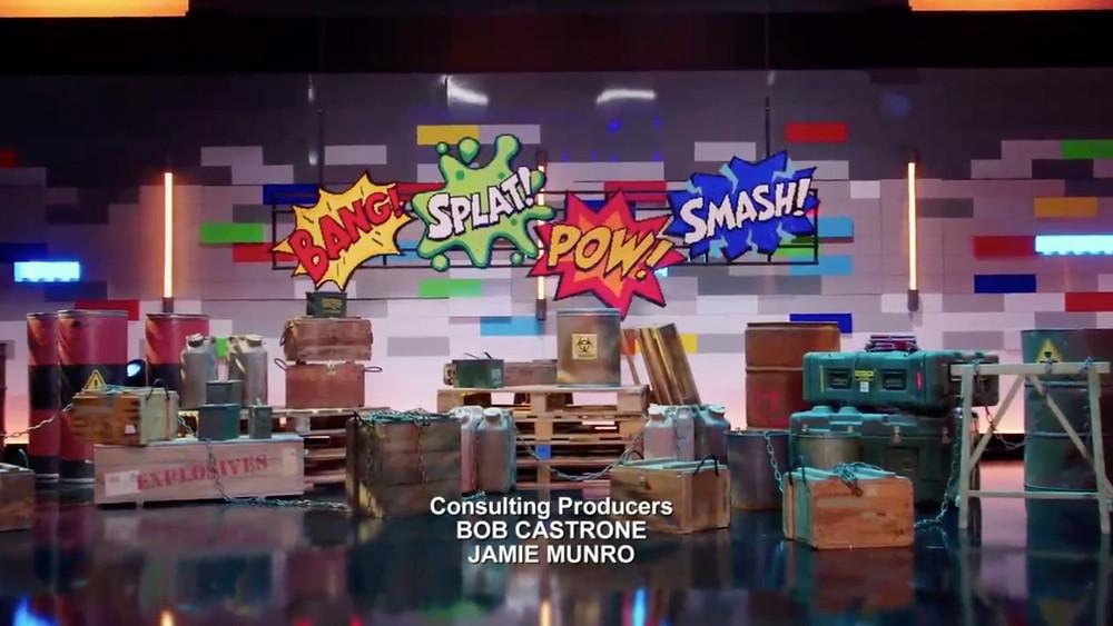 LEGO Masters U.S Season 2 – Explosion Challenge