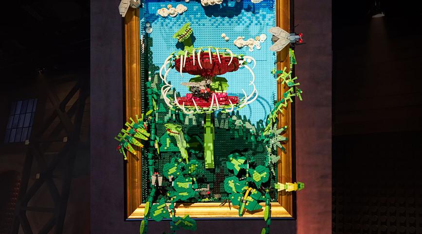 LEGO Masters Australia – Season 2 - Episode 6 – 3D Art Challenge