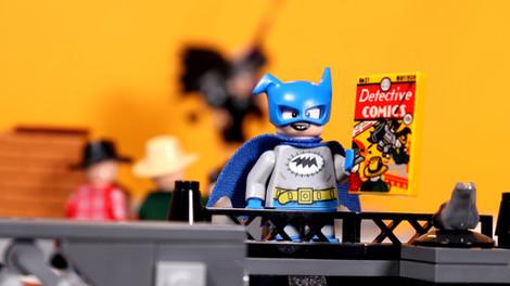 Bat-Mite - LEGO 71026 DC Super Heroes