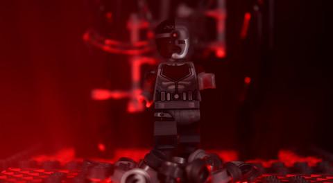 Cyborg - LEGO 71026 DC Super Heroes