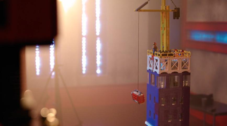 LEGO Masters Sweden – Season 1 - Episode 1 – Mega Cities