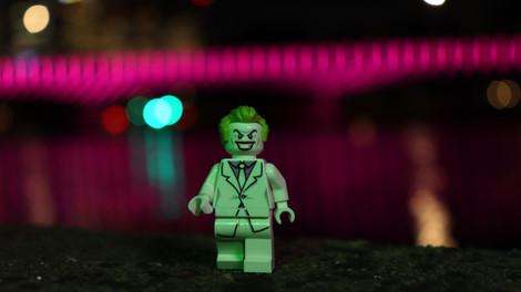 The Joker - LEGO 71026 DC Super Heroes