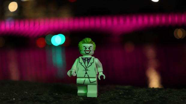 The Joker - LEGO 71026 DC Super Heroes
