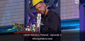 LEGO Masters Poland - Episode 2 Recap - Total Destruction