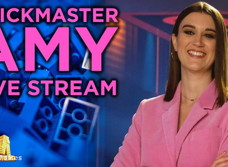 Brickmaster Amy chats about LEGO Masters Australia